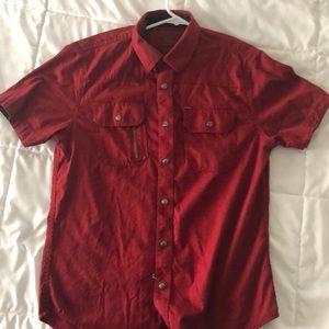 Men's guess shirt slim fit size S
